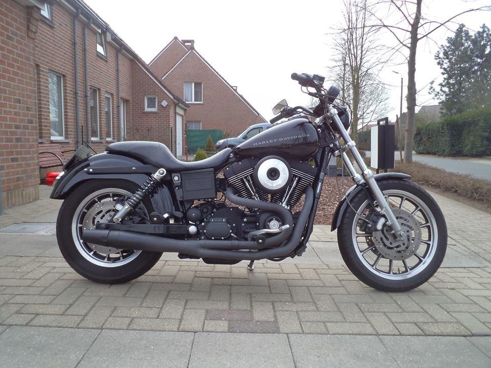 Harley Davidson Dyna Super Glide Sport Fxdx 2000 Usbikezone